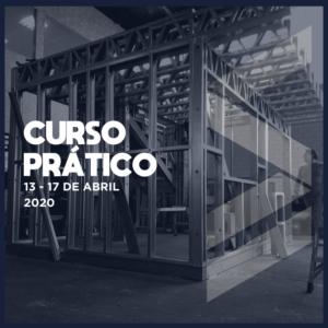 Curso prático de light steel frame - abril 2020